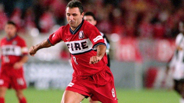 Други, играли в МЛС преди години:  Христо Стоичков (Чикаго Файър/ДС Юнайтед, 2000-2003 г.) Шампион: 1997 г. (Барселона – ПСЖ 1:0)