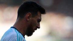 Меси не е доволен от ситуацията в Южна Америка.