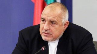 Бойко Борисов отказа акциите на Левски