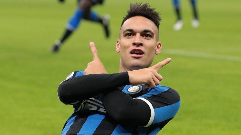 Арсенал иска Лаутаро Мартинес