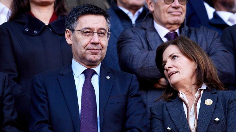 Бартомеу: Шави ще стане треньор на Барселона, но засега Сетиен остава