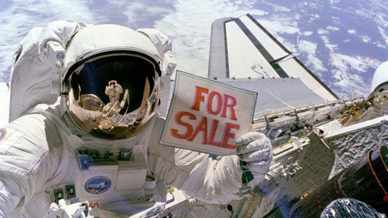 """Мотивите на Ричард Брансън, Джеф Безос и Илон Мъск за космическите им планове не са """"изцяло чисти""""."""