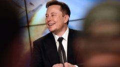 Акциите на Tesla бележат сериозен ръст, което вдига солидно личното състояние на главния ѝ изпълнителен директор