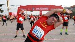 Огромна трагедия в Китай - 21 бегачи измръзнаха до смърт по време на маратон