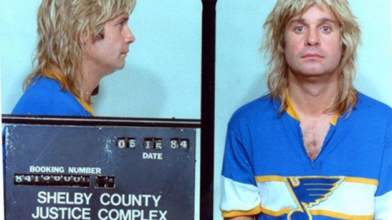 Ози Озбърн, 1984