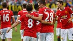 Юнайтед избегна ЦСКА Москва, Лацио и Монако