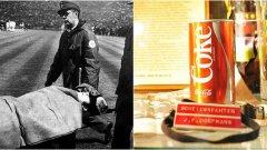"""Изминаха почти 50 години от инцидента, но """"Мачът на металната кутия"""" все още се помни"""