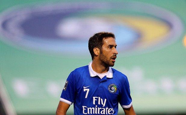 Раул (Ню Йорк Космос, 2015 г. -) (отборът не играе в МЛС, а в NASL – Северноамериканската футболна лига) Шампион: 1998 г. (Ювентус – Реал Мадрид 0:1), 2000 г. (Реал Мадрид – Валенсия 3:0) и 2002 г. (Байер Леверкузен – Реал Мадрид 1:2)