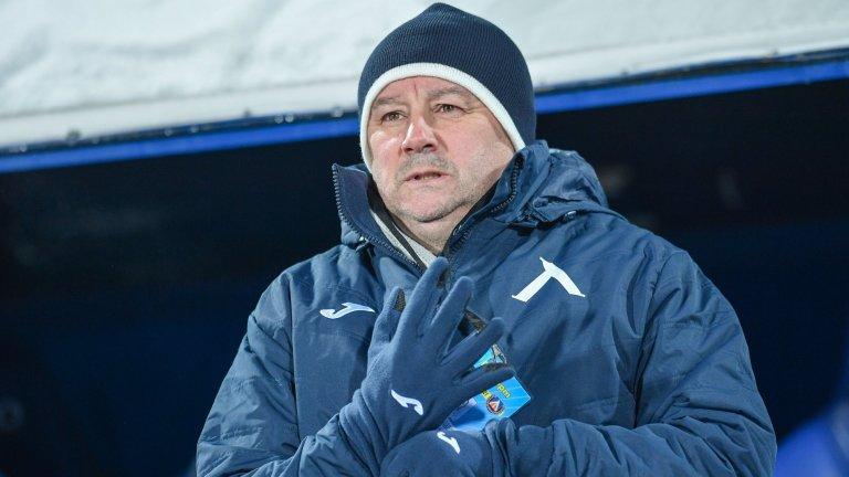 Треньорът на Левски е с COVID-19