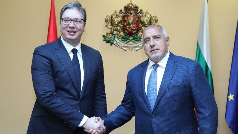 Сръбският президент е в България по покана на премиера Борисов