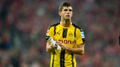 55-те милиона паунда, платени от Челси на Борусия Дортмунд за Кристиан Пулишич, са почти една трета от общите пари за трансфери през зимата на всички отбори от Висшата лига