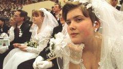 Гледам как се женят моите връстници и това е чудесно. Да са ми живички и здравички и дано това да е последният път, в който им се случва!