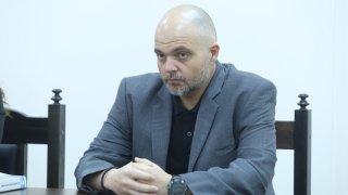 Президентът Румен Радев трябва да издаде указ за прекратяването на правомощията на главен комисар Ивайло Иванов