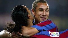 На 34 години Ларсон достигна върха в клубната си кариера, а престоят му в Барса завърши приказно