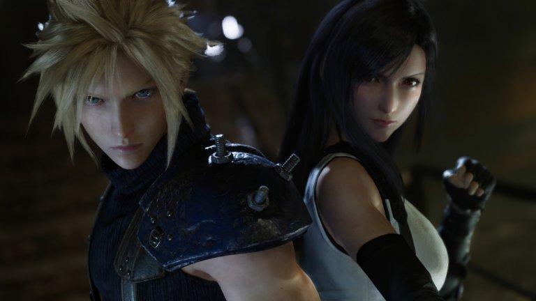 Final Fantasy VII Remake Жанр: Action-role playing   Римейкът на една от най-успешните игри спокойно можеше да се окаже и провал. Разработчиците от Square Enix не показват особено добри резултати през последните години, а техните продукти често се усещат просто като компромис, изпълнен с носталгия.    Не такава бе съдбата на Final Fantasy VII Remake, който изглежда като един модерен гейминг шедьовър, съчетаващ в себе си всичко онова, което феновете свързват с оригинала с добавена нова бойна механика, изненадваща дълбочина на героите и невероятна музика.