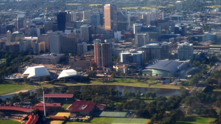 10. Аделейд (Австралия) - общ рейтинг 96.6 от 100