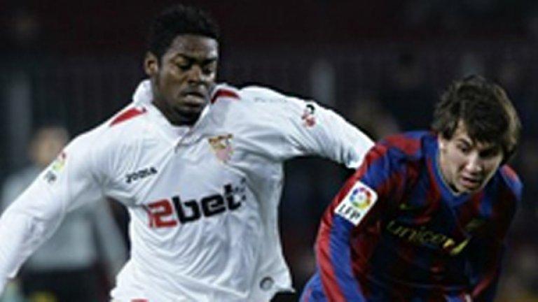 Севиля успява да изкопчи равенство в последните си два мача с шампионите от Барселона