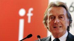 Ди Монтедземоло се обяви за икономии във Формула 1, след като десетилетия наред беше против тях
