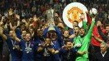 Манчестър Юнайтед спечели Лига Европа през 2017-а.