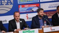 Той заема мястото на Светослав Малинов от ДСБ, който се отказва от изборите
