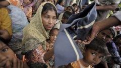Причина са убийства на представители на малцинството рохинджа