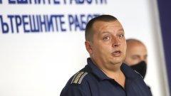 """Това заяви зам.-началникът на """"Охранителна полиция"""" Тони Тодоров след акцията по премахването на палатковите лагери в страната"""