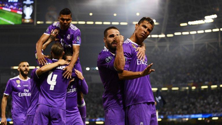 3 юни 2017 г. -  Шампионска лига 2017 Кристиано бе звездата на вечерта в Кардиф, след като отбеляза два гола, сред които и попадение №600 в неговата кариера, при победата с 4-1 над Ювентус.