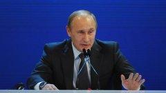 Ако Путин реализира стремежите си, Русия ще бъде значително променена през 2035 година.