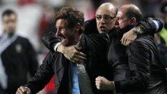 Андре Вияш-Боаш иска играчите да го включват в празнуването на голове