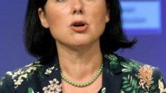 Еврокомисар: Цацаров е убедителен, но работата му не