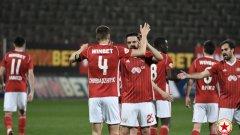 ЦСКА спечели убедително срещу пловдивския Ботев.
