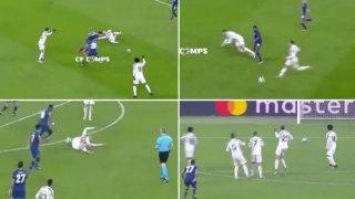 """""""Този ли е по-добър от Меси?"""": Компилация с представянето на Роналдо срещу Порто"""