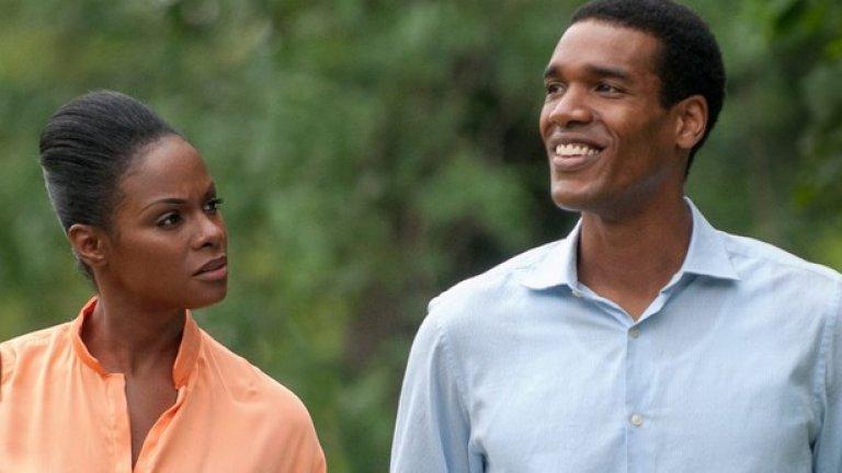 Филмът ще се придържа сравнително стриктно към истинската история за срещата между двамата - когато стажантът в адвокатската кантора Барак е бил под наставничеството на по-опитната Мишел