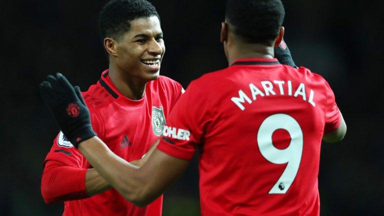 Юнайтед и Челси бият с разлика, Саутхемптън шокира Лестър