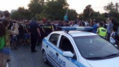Българи и роми разчитат на институциите да наложат мир в държавата