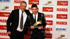 Стоичков: Меси няма футболисти до себе си в Аржентина, каквито аз имах в България