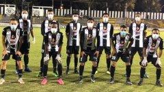 Дирианген е единственият отбор в първа дивизия на Никарагуа, който признава, че иска футболът да спре