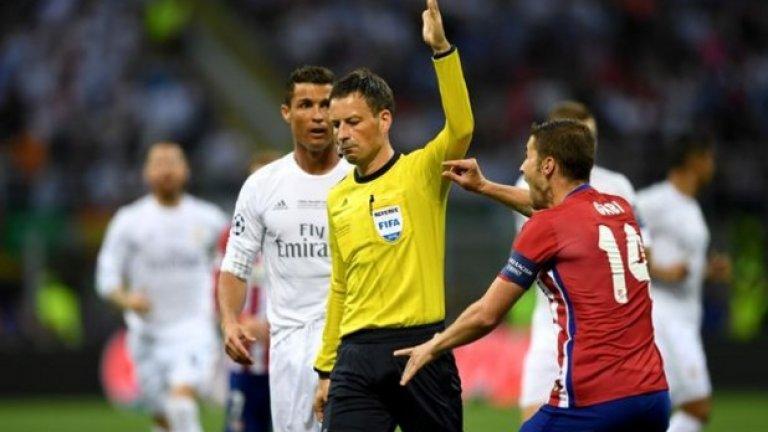 """Събота, 19 ноември: 21:45 часа: Атлетико Мадрид – Реал Мадрид Съботният маратон приключва с дербито на Мадрид. Реал е еднолично на върха с шест точки пред Атлетико, но една грешна стъпка би свалила """"кралете"""", тъй като Барса дебне от втора позиция. Зидан има много проблеми с контузени футболисти, а нищо чудно след сблъсъка още няколко да бъдат добавени към лазарета."""