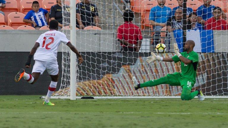 Северна Америка също има своя суперталант Голямата изненада в началото на турнира бе представянето на канадския тийнейджър Алфонсо Дейвис. Той е едва на 16 години но вкара три гола в първите си два мача в груповата фаза. В следващите два обаче не можа да се разпише и това коства на страната, която е единственият победител в историята на турнира освен САЩ и Мексико, отпадане в четвъртфиналите от Ямайка. Все пак Дейвис привлече вниманието на редица грандове от Европа и ще чуваме името му все по-често.