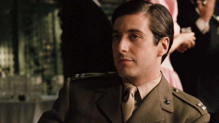 """""""Няма ли да махнеш това момче от филма"""": Как за малко Ал Пачино да бъде изгонен от """"Кръстникът"""""""