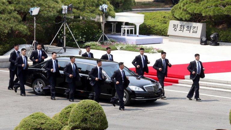 И как елитът на КНДР се снабдява с луксозни стоки