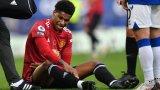 В последните две години Рашфорд играе с болки. Две контузии не спират да тормозят нападателя на Юнайтед