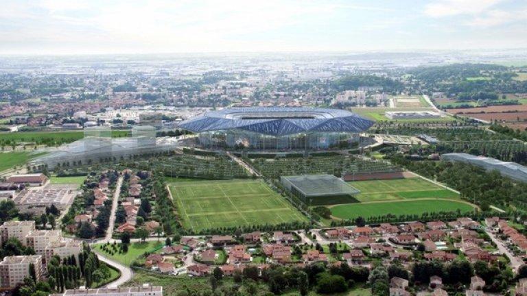 Стадионът е запазен и за мачове от женския Мондиал 2019