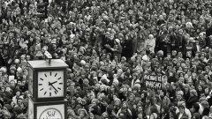 90% от жените в страната решават да докажат своята значимост и обявяват стачка