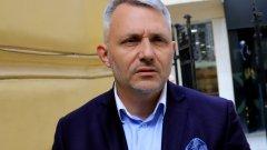 Според съпредседателя на ИСМВ подслушванията започват още от Цветанов и Цацаров