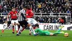 Лукаку отбелязва първия гол в мача секунди след влизането си в игра. Във втори пореден мач той се разписва като резерва и с това напомни на своя треньор Оле Гунар Солскяер - който често решаваше мачове от скамейката с екипа на Юнайтед