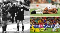 Това са най-паметните моменти от сблъсъците между Реал и Барселона за Суперкупата на Испания. А Стоичков е главен герой в два от тях