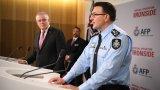 Пробивът е дошъл с достъп до приложение за криптирана комуникация, стана ясно на австралийското правителство и полиция.