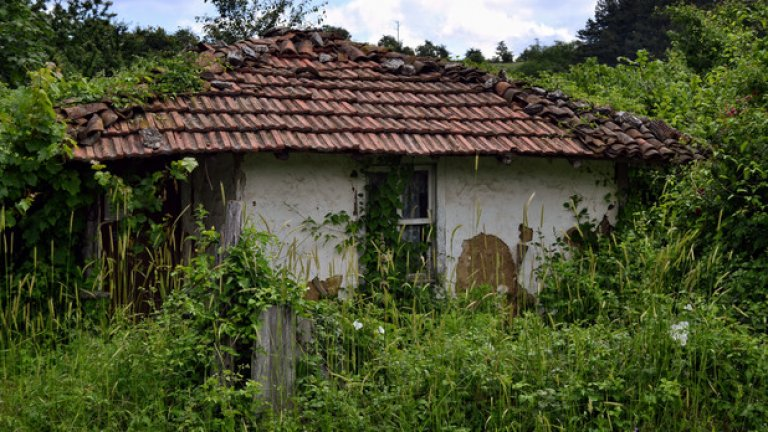 Кондолово е едно от най-силно засегнатите от обезлюдяването странджански села.