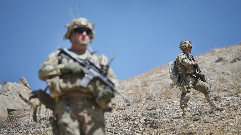 САЩ започнаха официално изтегляне от Афганистан